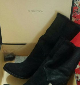 Зимние ботинки TJ collection