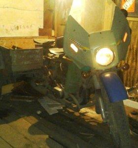 Мотоцикл урал грузовой