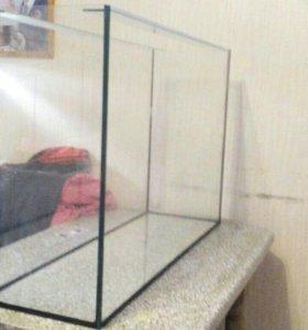 Новый аквариум по утилизации