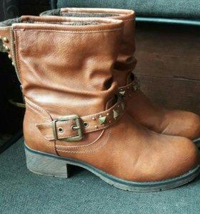 Зимняя обувь Zenden 40 размер.