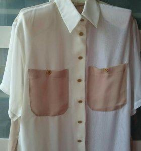 Блузка.48-50