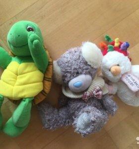 3 игрушки