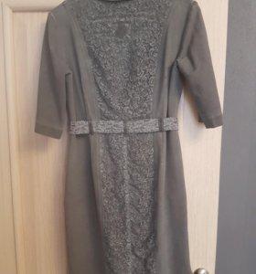 Платье:размер48.
