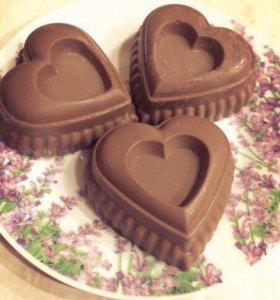 Шоколад молочный кусковой,плитками