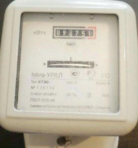 Электросчетчик (тип Е73С)