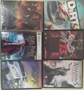 Игры на Xbox 360 обменяю или продам