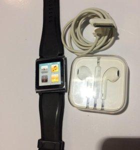 iPod Nano 6 16gb+ уши