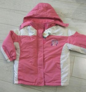 Куртка детская, новая 110 - 116.
