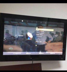 Телевизор ЖК, 22 дюйма