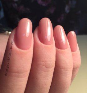 Маникюр/педикюр/наращивание ногтей