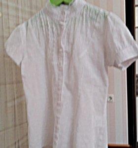 Школьная форма Белая блузка