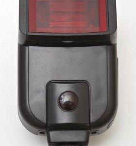 Инфра-красный пускатель студийных светоприборов.