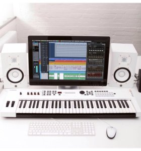 Yamaha mx61 синтезатор, электропиано , фортепиано