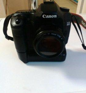 Фотоапарат canon 40d