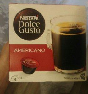 Nescafe americano