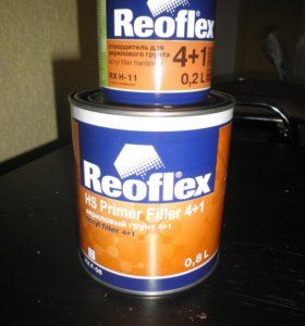 акриловый грунт reoflex