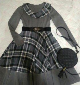Платье (теплое )👓