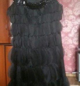 платье - чешуя