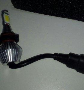Лампы Led HB3, HB4, H1, H3, H4, H7