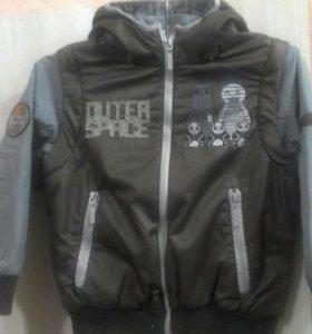 Куртка 2в1