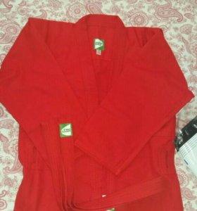 Куртка для самбо.НОВАЯ