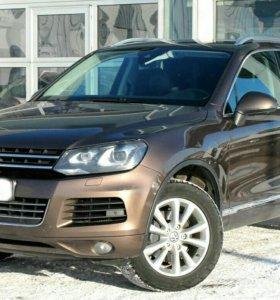 Volkswagen Touareg 2013 4wd АКПП