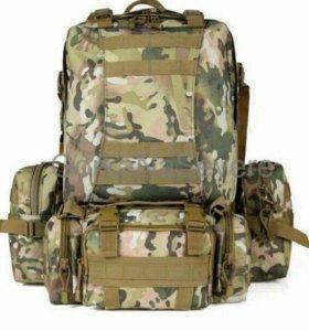 Рюкзак тактический 45-50л