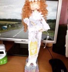 Кукла-ангел материнства
