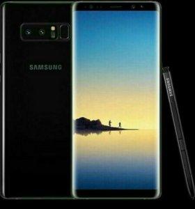 """Гигант 6"""""""",загнутый Samsung Galaxy Not8,,64gb,4g"""