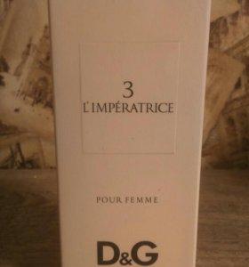 Dolce & Gabbana - 3 l`impratrice