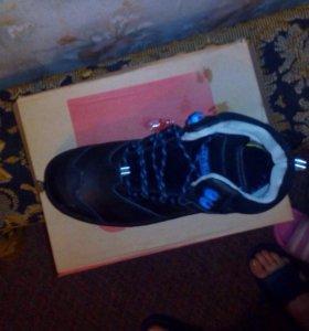 Муржские ботинки 43размер