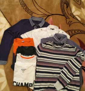 Мужские вещи (пакет), размер 52-54