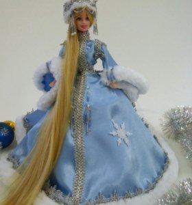 Кукла-шкатулка ручной работы