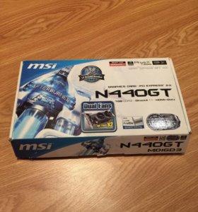 Видеокарта N440GT