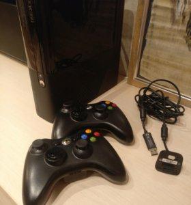 Xbox360 e (500 гб) с kinect