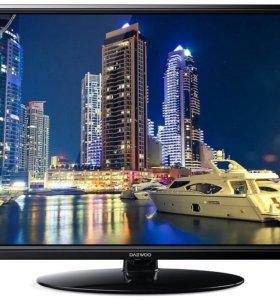 Новый Телевизор Daewoo L24S630VKE