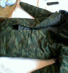 Зимний комплект одежды