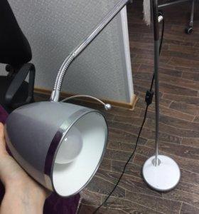 Лампа напольная