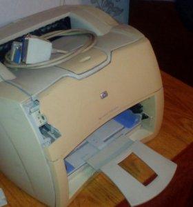 Принтер HP LaserJet 1200 series