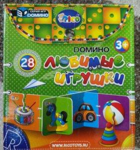 3d домино для детей от 3х лет