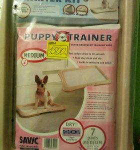Туалет для щенков и небольших собак