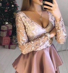 Платье к новому году 🎄