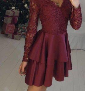Красно платье 🌹❤️