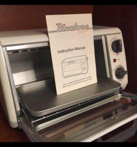 Печь тостер ростер Binatone