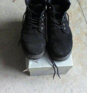 Ботинка зимний