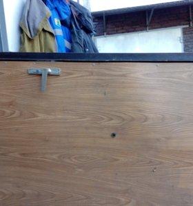 Двери входные 2.0 на 0.85 м. металл 2.5 мм