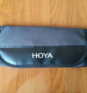 Чехол Hoya для светофильтров