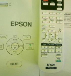 Проeктор Epson EB-X11