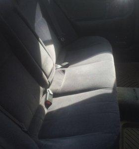 Задний диван от Mitsubishi Galant 7