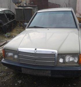 Кузов, разбор мерседес W124 (190)